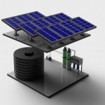 Solar Water Purification System