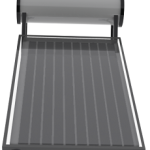 What is the solar water heater subsidy in India ?