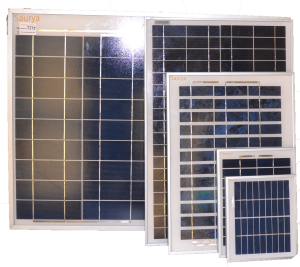 Saurya Solar Panel