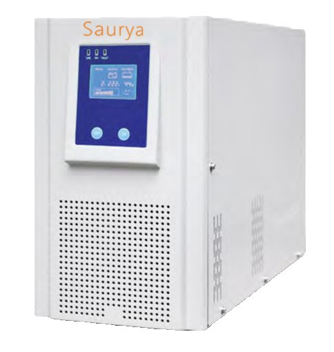 Solar Inverter Price Costs Saurya Solar Inverter India
