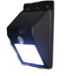 Soled Motion : Motion Sensing Solar Light