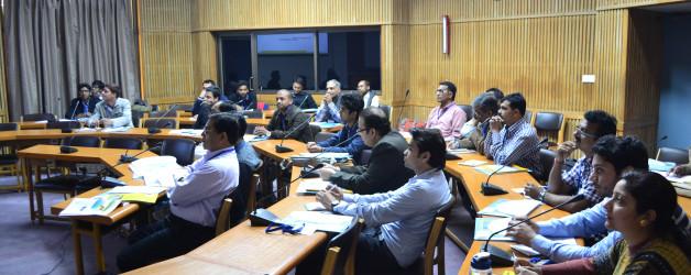 Workshop:  Understanding of Opportunities in Solar : V