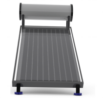 Flatplate Solar Water Heater