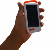 Soled Mobile : Solar Mobile charging and light